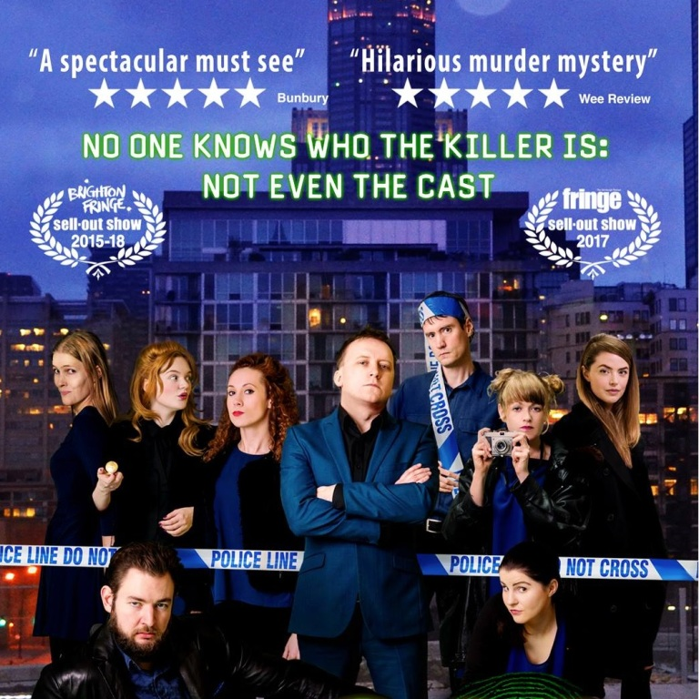 CSI Crime Scene Improv Square